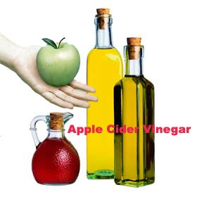 yeast infections and apple cider vinegar