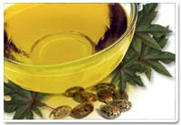 castor oil and yeast infections